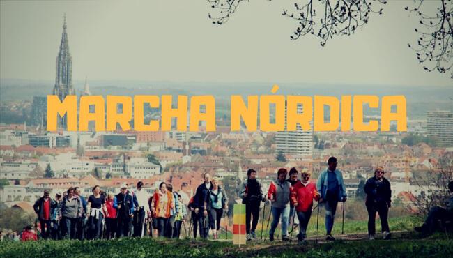 bastones marcha nordica